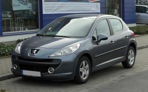 Peugeot 207 для женщин