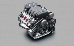 двигатель для ауди